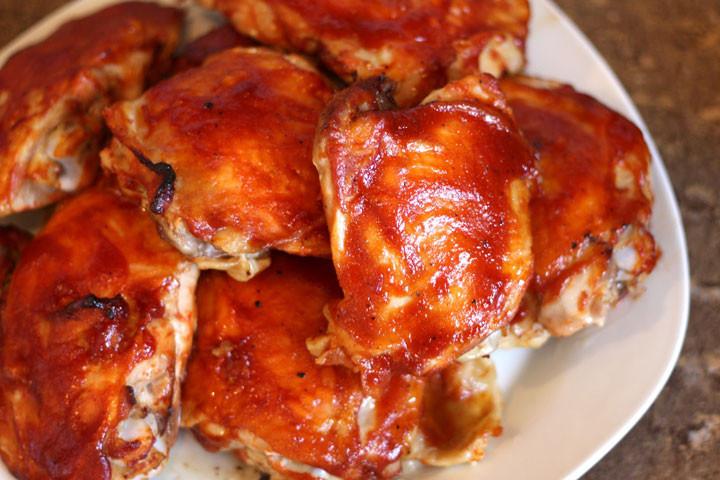 Oven Baked Bbq Chicken Breast  Super Moist Oven Baked BBQ Chicken Quiet Corner