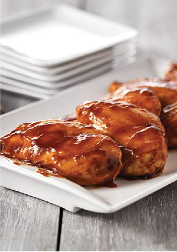 Oven Baked Bbq Chicken Breast  Oven BBQ Chicken Breasts – Saucealicious Is that a word
