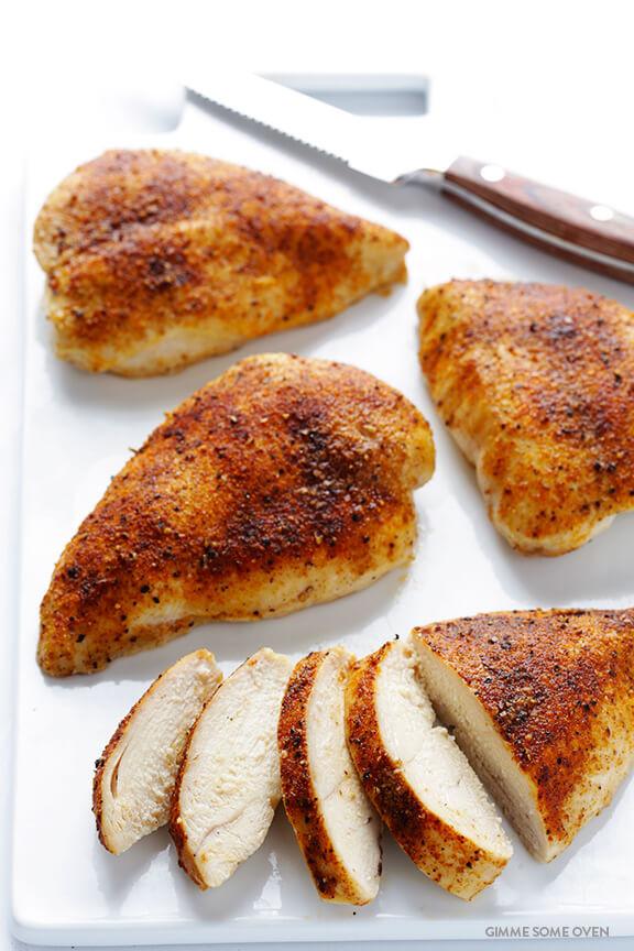 Oven Baked Chicken Breast Recipe Baked Chicken Breast