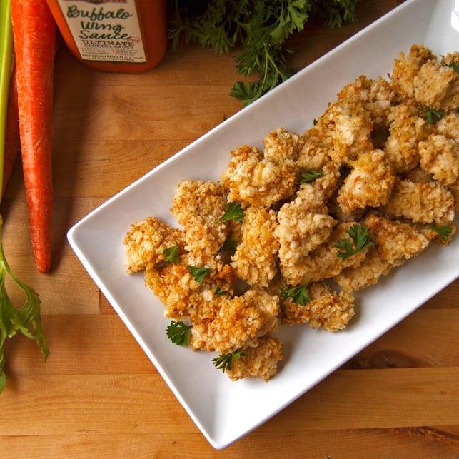 Oven Baked Chicken Tenders  Healthy Oven Baked Chicken Tenders 2Teaspoons