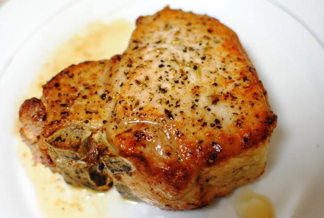 Oven Cooked Pork Chops  Pork Chop