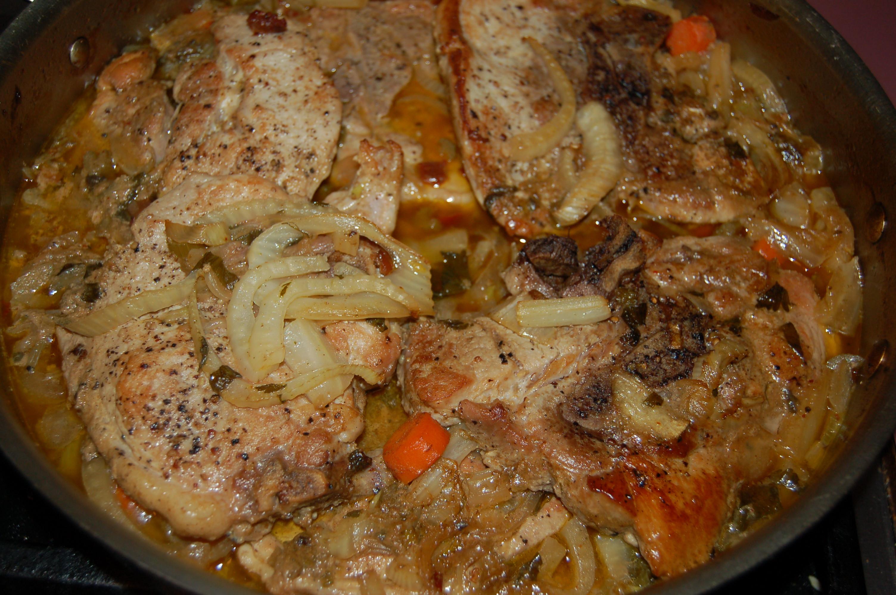 Oven Cooked Pork Chops  baked pork chops oven