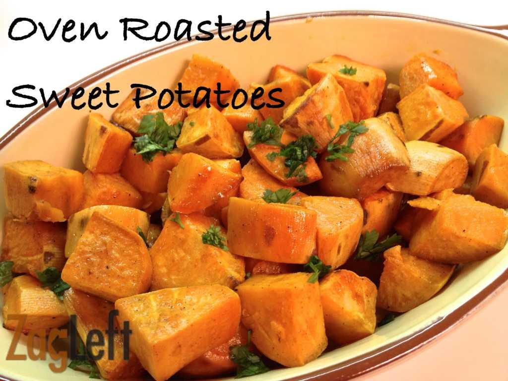 Oven Roasted Sweet Potatoes  Sweet Potatoes Sweet Potatoes In Oven Recipes