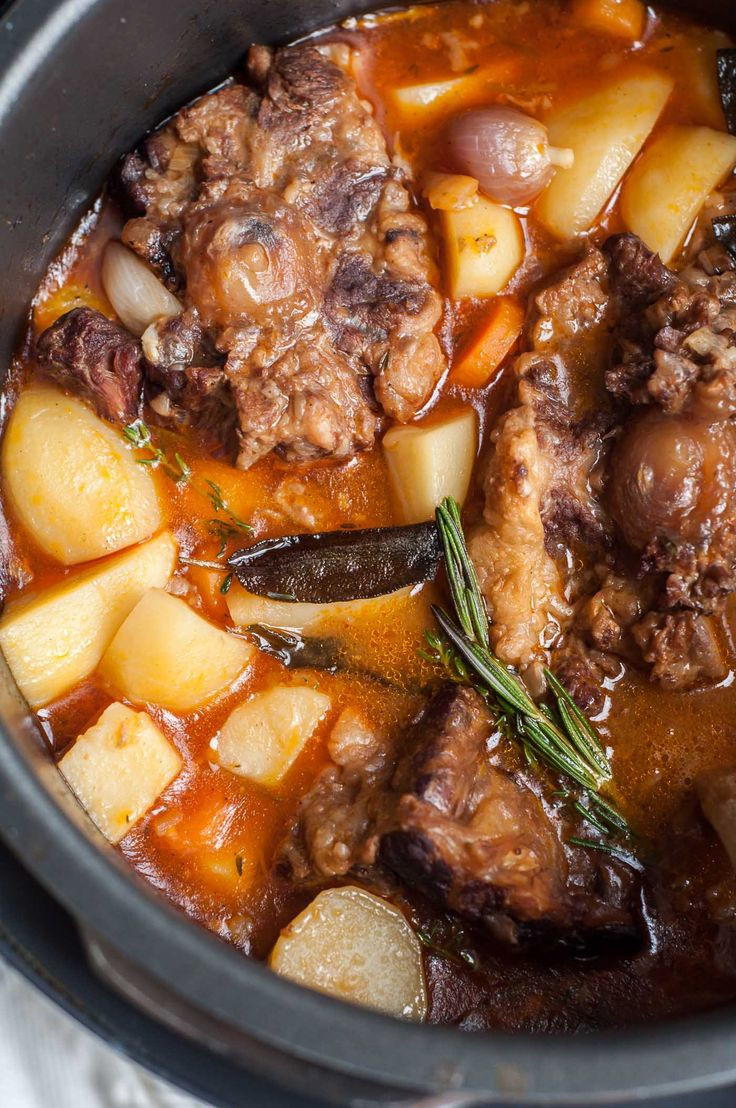 Oxtail Stew Recipe  25 best ideas about Oxtail stew on Pinterest