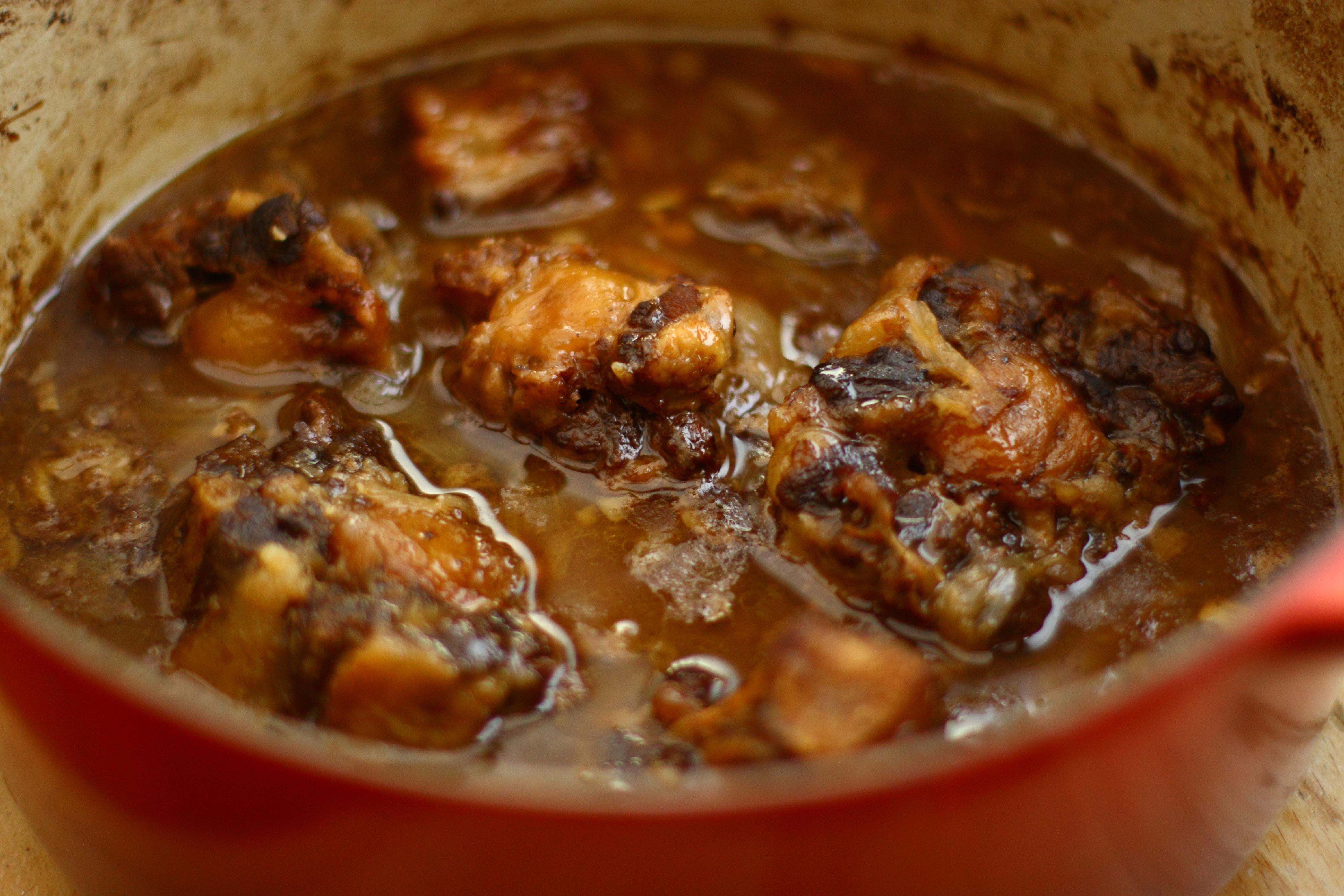 Oxtail Stew Recipe  Oxtail stew