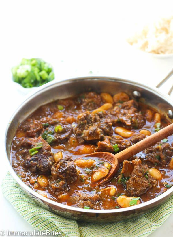 Oxtail Stew Recipe  200 best images about Stuff Em Good Recipe Board on