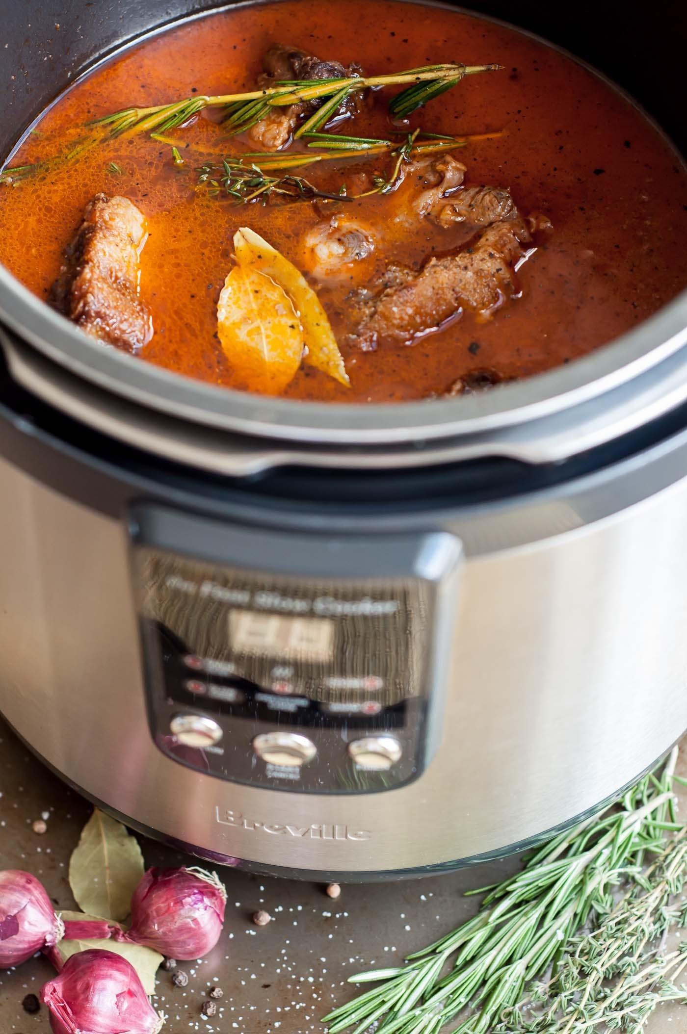 Oxtail Stew Recipe  Pressure Cooker Oxtail Stew GastroSenses