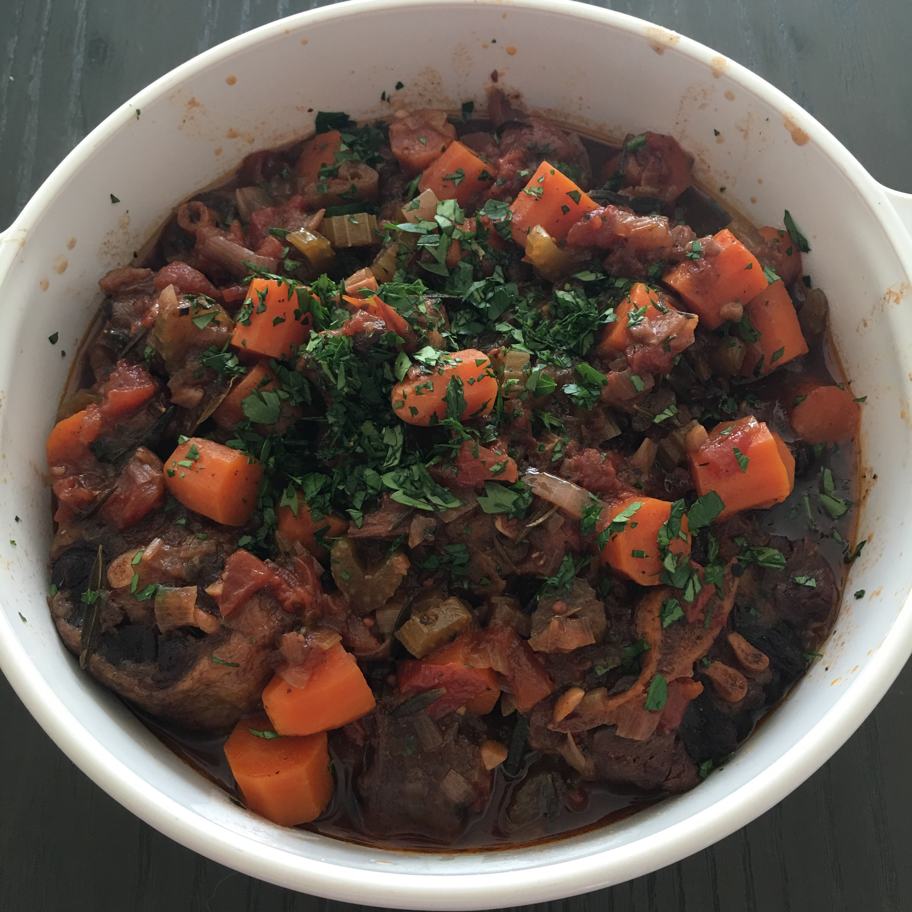 Oxtail Stew Recipe  Instant Pot Oxtail Stew – Still Feeling Peckish