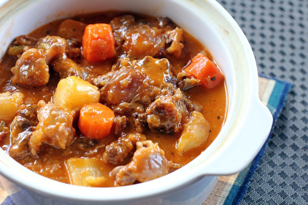 Oxtail Stew Recipe  523 Origin is unreachable