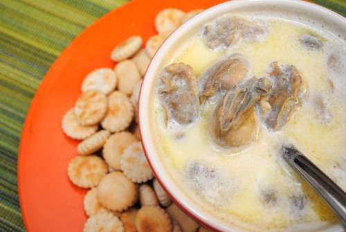 Oyster Stew Recipes  favorite thanksgiving dish that is not traditional AR15