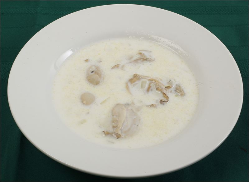 Oyster Stew Recipes  Worlds Best Recipes Oyster Stew Recipe