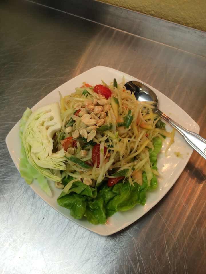 Pad Thai Clovis  Thai Papaya Salad Yelp