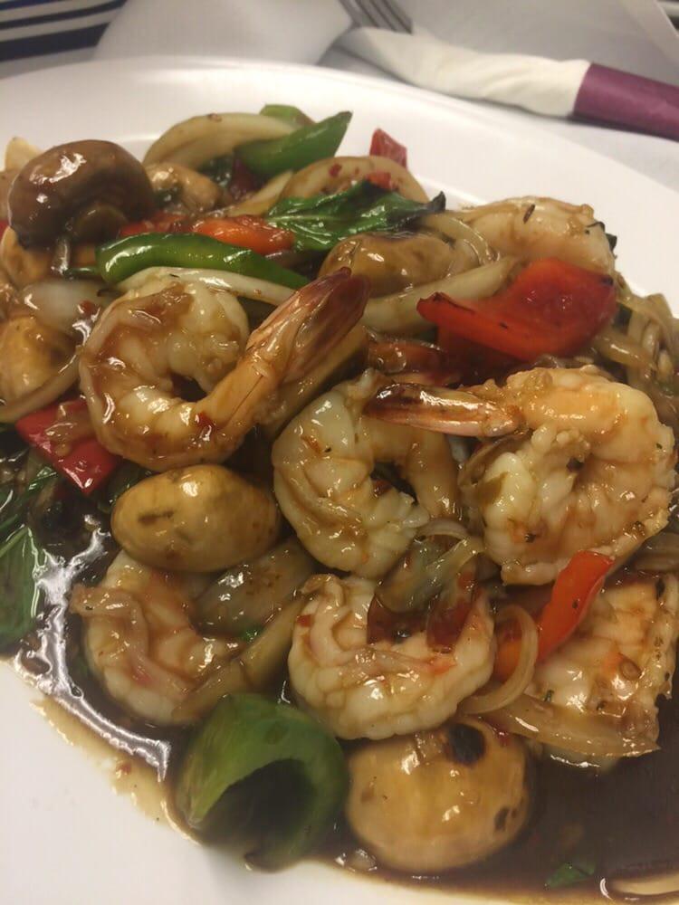 Pad Thai Clovis  Basil shrimps Yelp