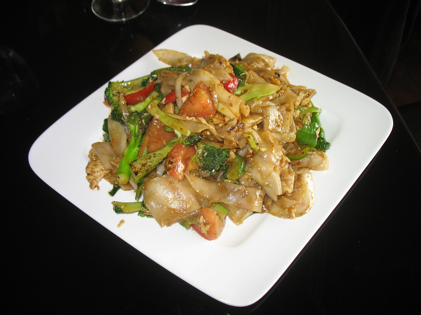 Pad Thai Hudson  Pad Ki Mao or Drunken Noodles is a great dish You ve got