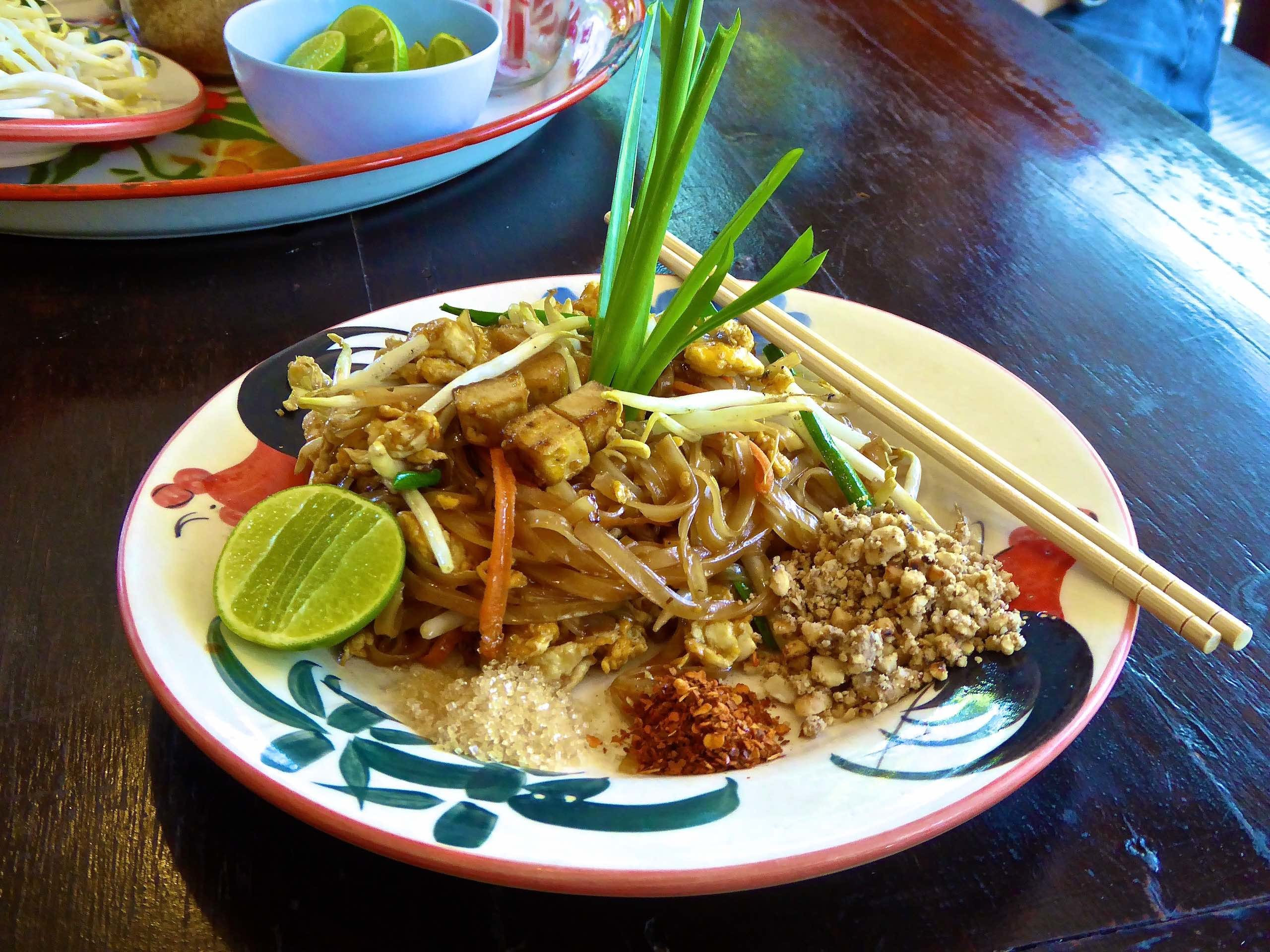 Pad Thai Hudson  The best street food in Thailand