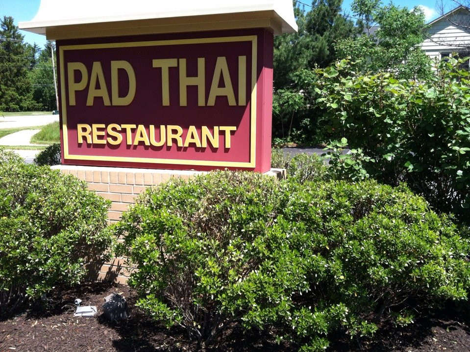 Pad Thai Hudson  Pad Thai at 5657 Darrow Rd btw Barlow and Terex Hudson OH