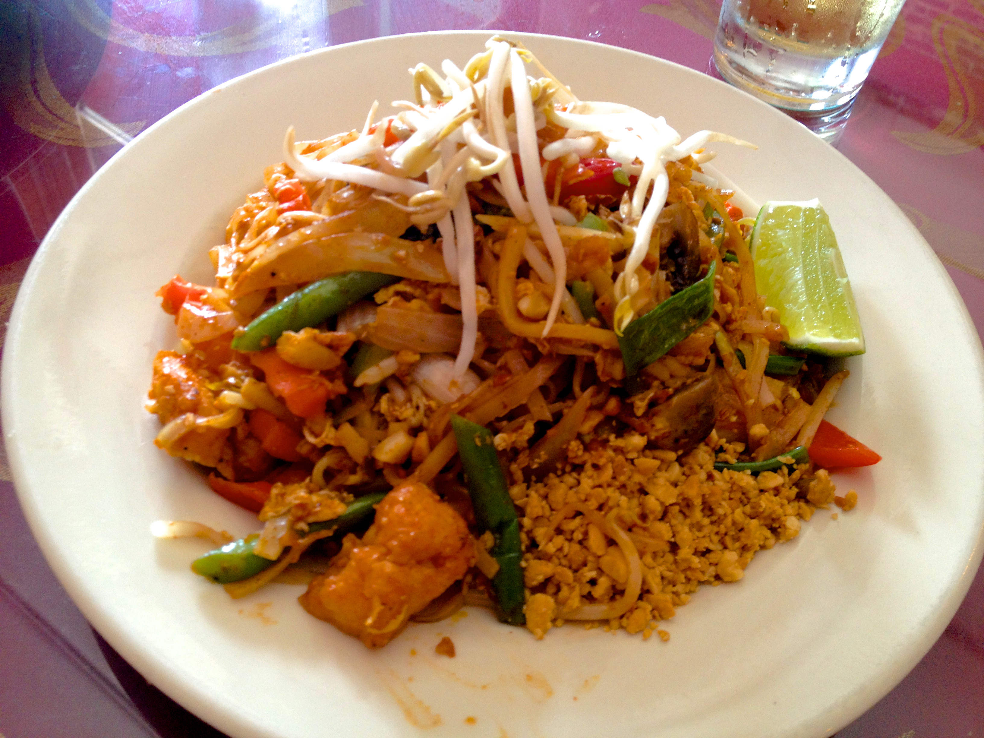 Pad Thai Hudson  Hudson Valley Dining Duo