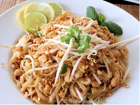 Pad Thai Noodles  Pad Thai Thai noodle dish