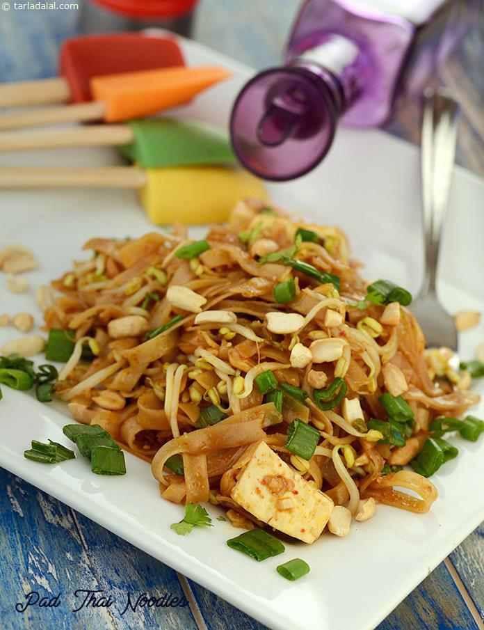 Pad Thai Noodles  Pad Thai Noodles recipe Dinner Recipes