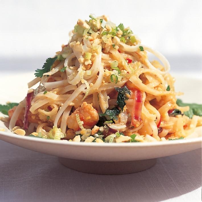 Pad Thai Noodles  Pad Thai Noodles with Shrimps Recipes