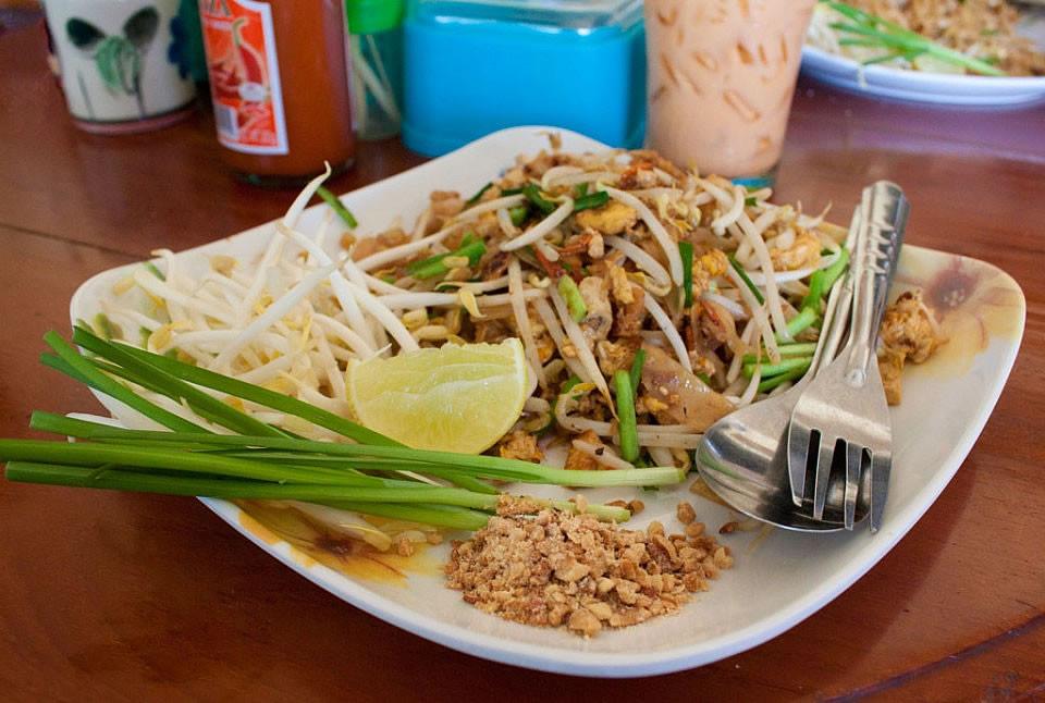 Pad Thai Noodles  Pad Thai Noodles – Famous Street Food Temple of Thai Food