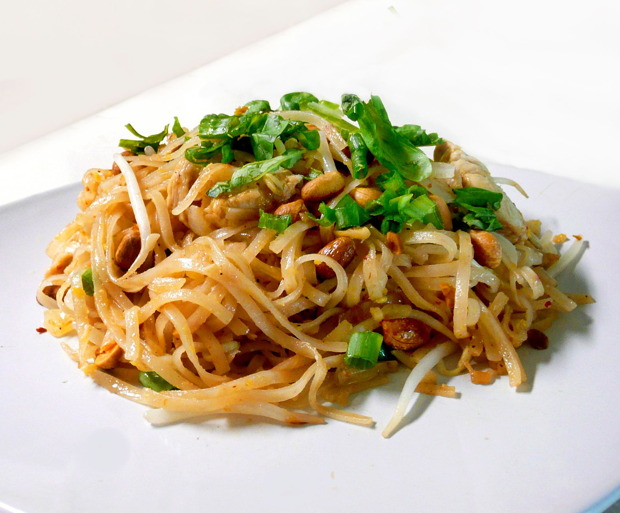 Pad Thai Noodles  Pad Thai The Partial Ingre nts