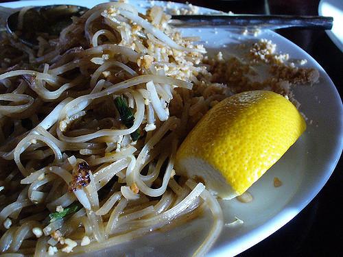 Pad Thai On Grand  Grand Pad Thai St Paul pad thai with tofu