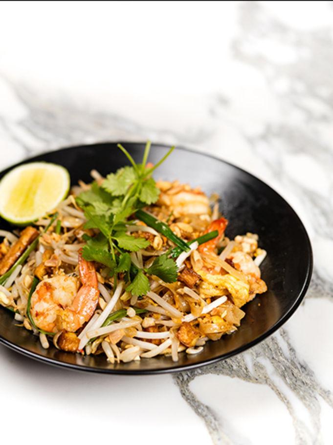 Pad Thai On Grand  Le resto du week end Bambou cuisine thaï et grand