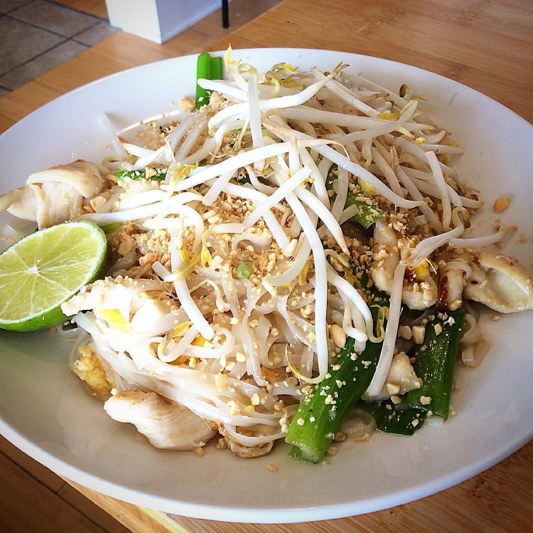 Pad Thai On Grand  Have You Been… Noodle Monkey edition – EatGR