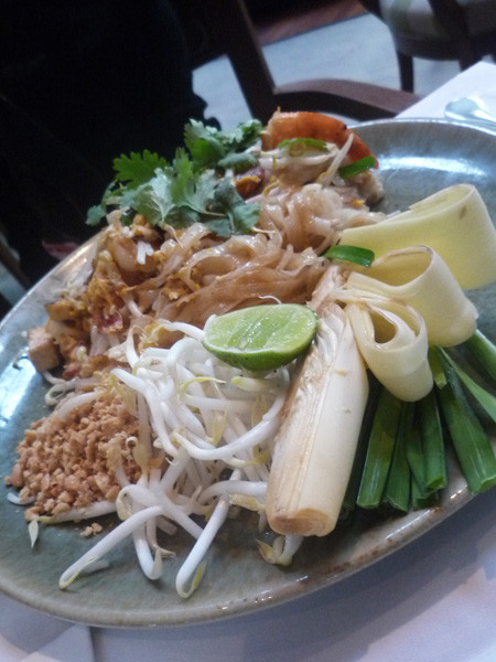 Pad Thai On Grand  First AGM at the Grand Hyatt Erawan – A Mother s Monologue