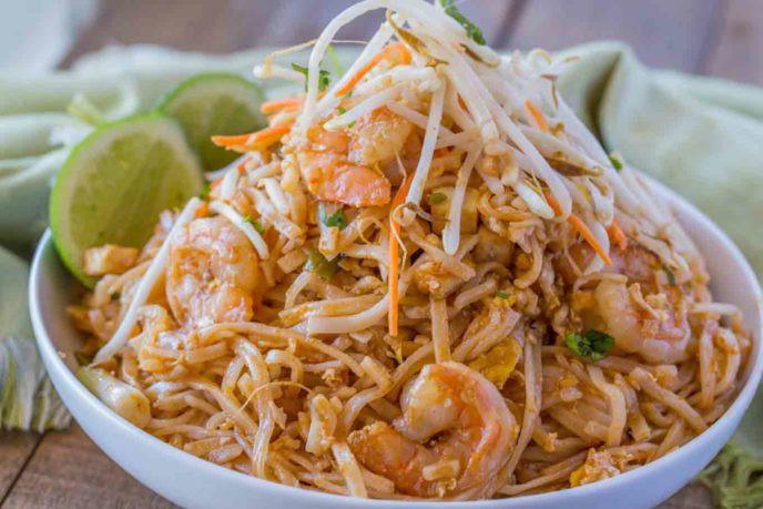 Pad Thai Sauce Recipe  Easy Pad Thai Dinner then Dessert
