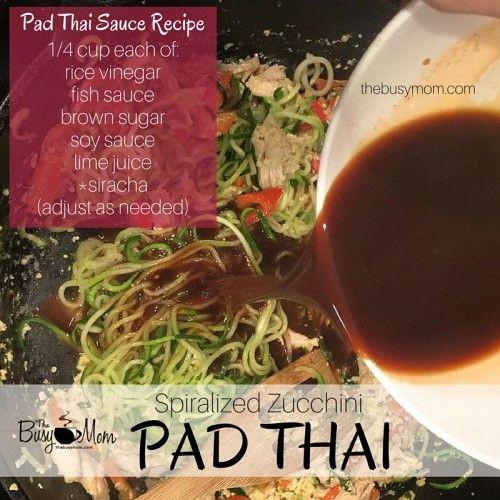Pad Thai Sauce Recipe  Best 25 Pad thai sauce ideas on Pinterest