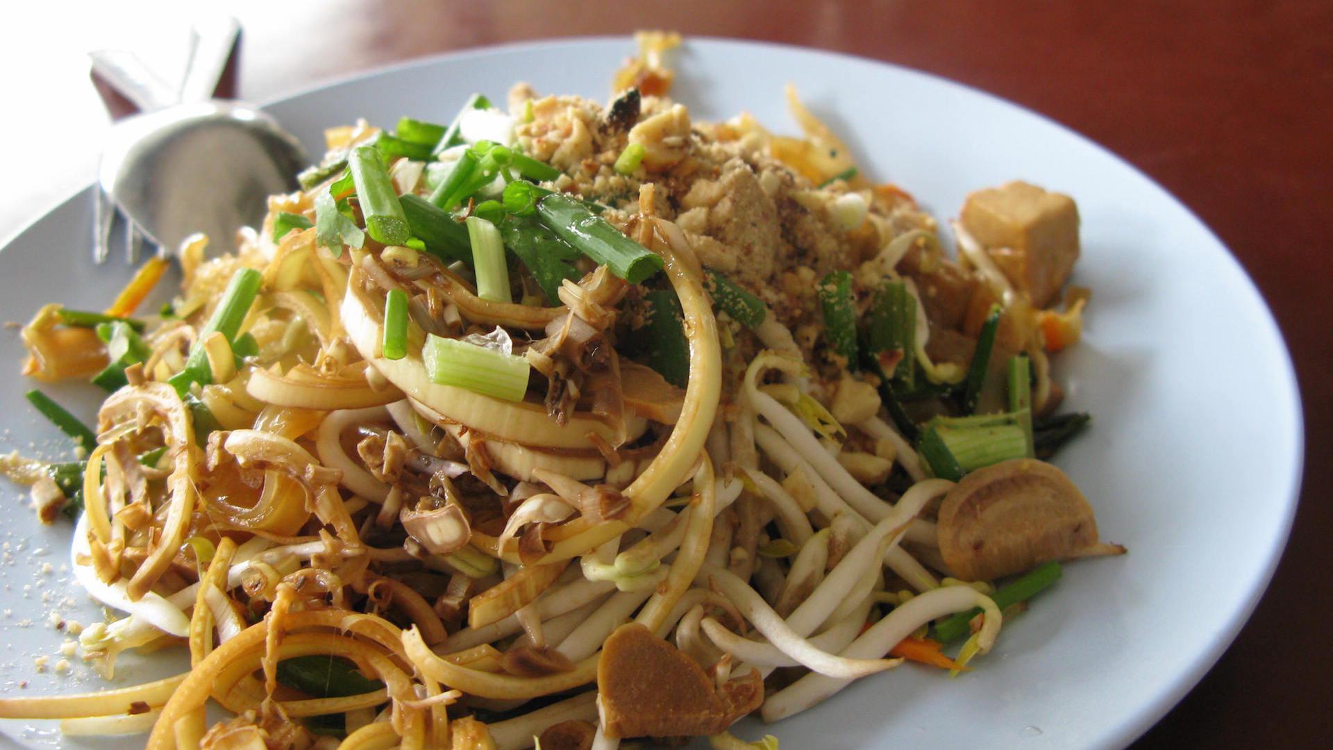 Pad Thai Sauce Recipe  pad thai sauce made with ketchup