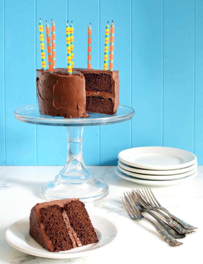 Paleo Birthday Cake  Paleo Birthday Cake Recipe