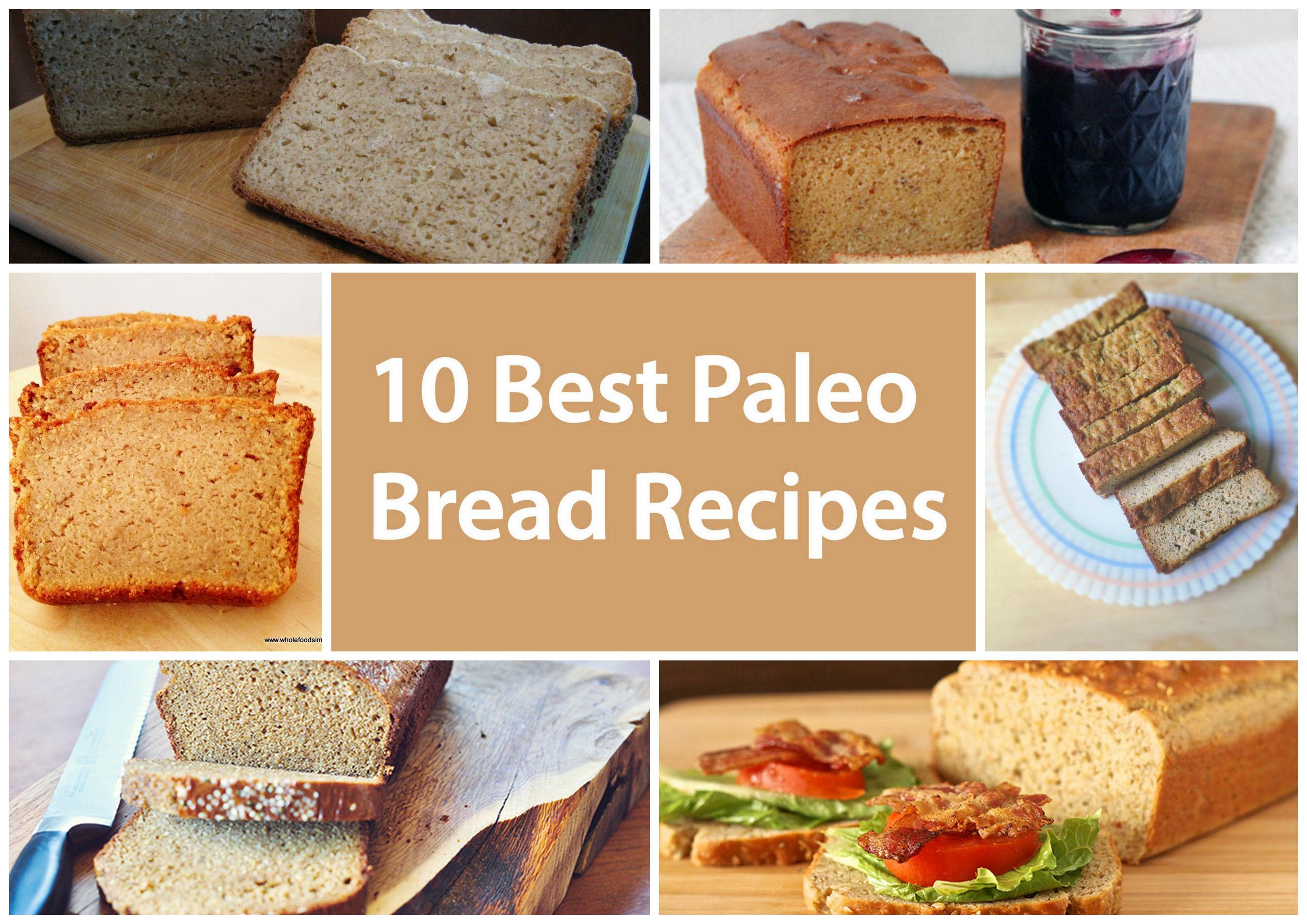 Paleo Bread Recipes  10 Paleo Bread Recipes Paleo Zone Recipes