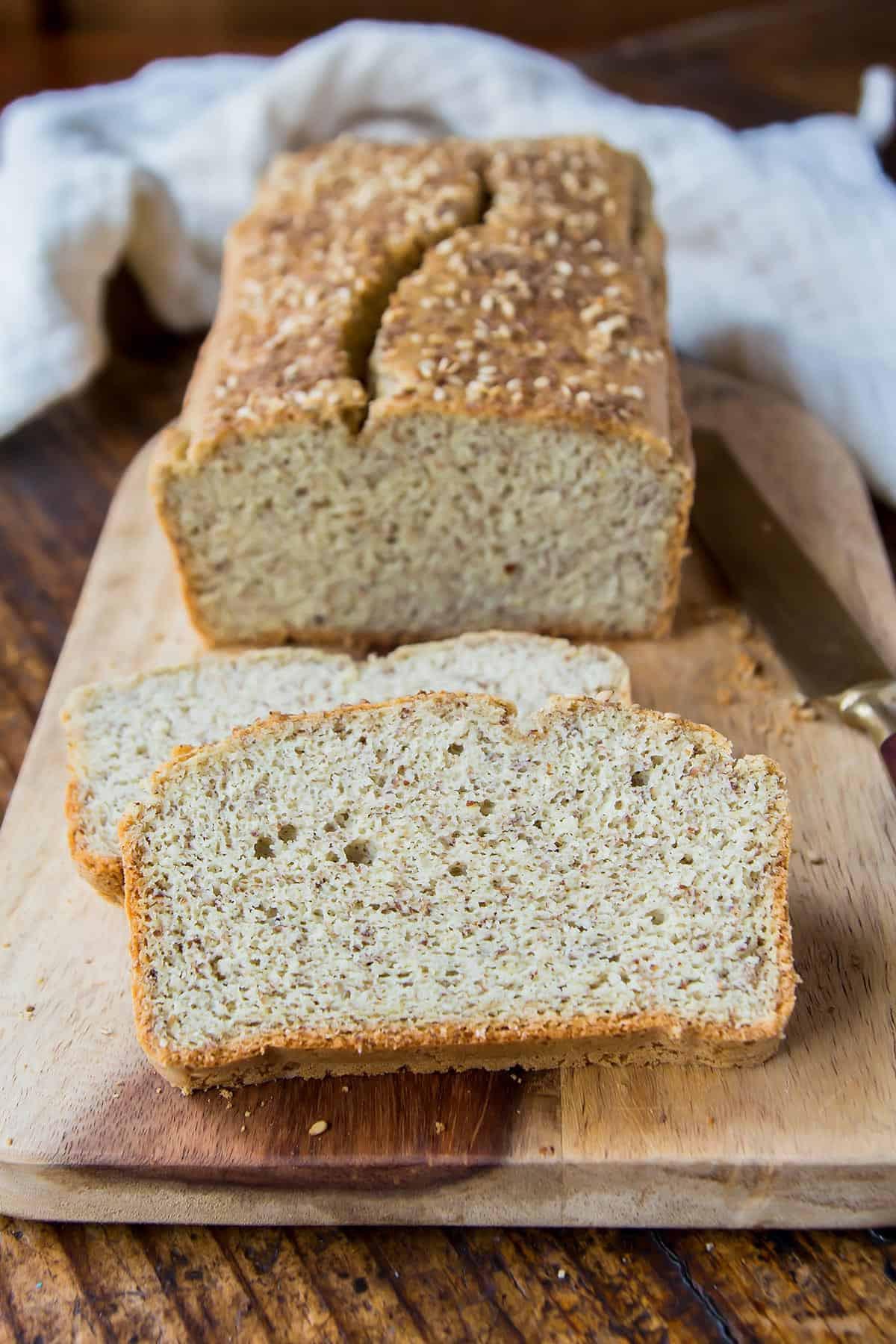 Paleo Bread Recipes  Coconut Flour Bread Recipe – LeelaLicious