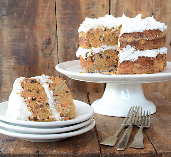 Paleo Cake Recipe  Nut Free Paleo Carrot Cake Recipe