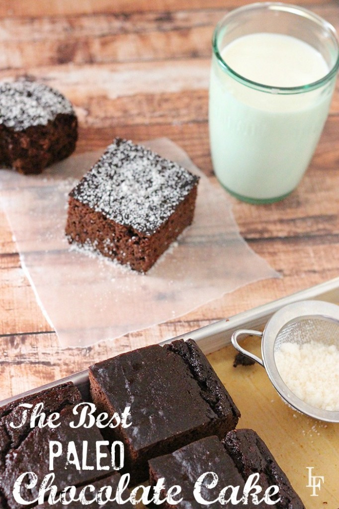 Paleo Cake Recipe  Paleo Chocolate Cake Recipe with Coconut Flour