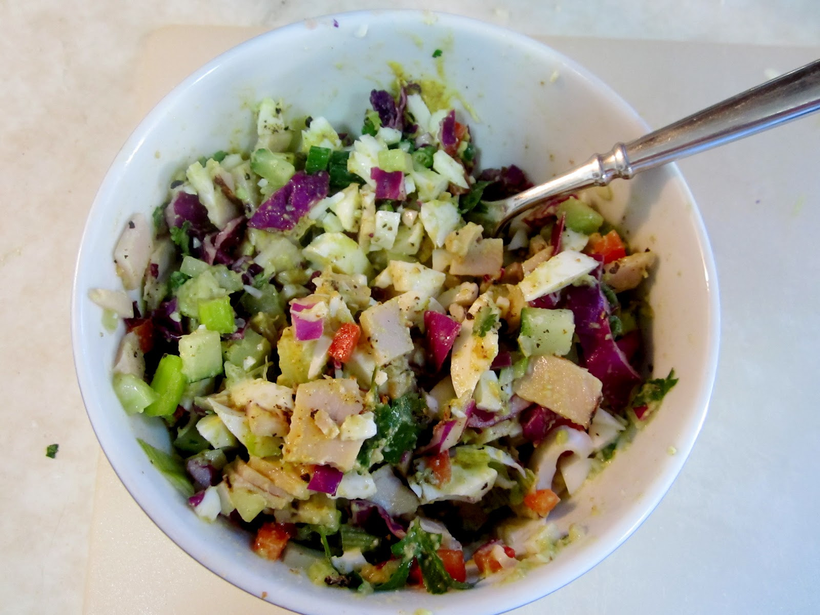 Paleo Chicken Salad  ThreeDiets eDinner Paleo Recipes to fit every t