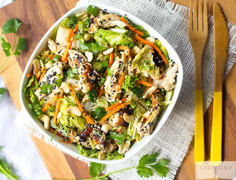 Paleo Chicken Salad  Paleo Chinese Chicken Salad
