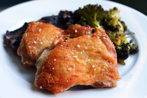 Paleo Chicken Thighs  Super Crispy Chicken Thighs – Nom Nom Paleo