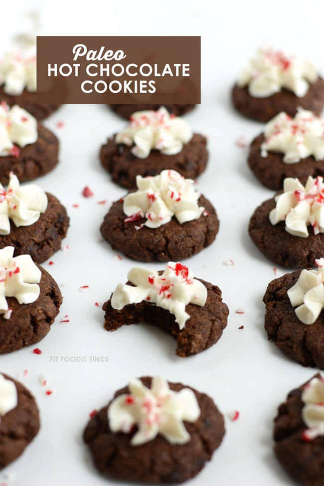 Paleo Christmas Cookies  Healthy Ginger Snap Recipe