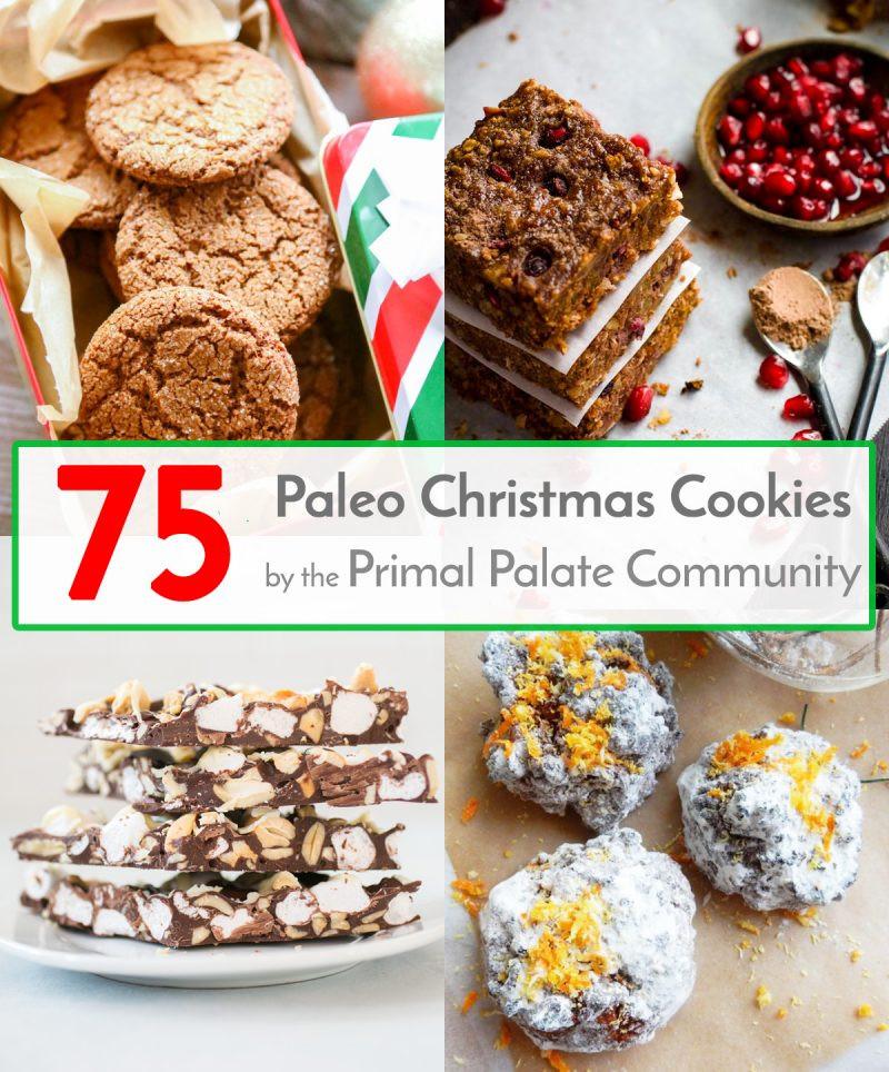 Paleo Christmas Cookies  75 Paleo Christmas Cookie Recipes Primal Palate