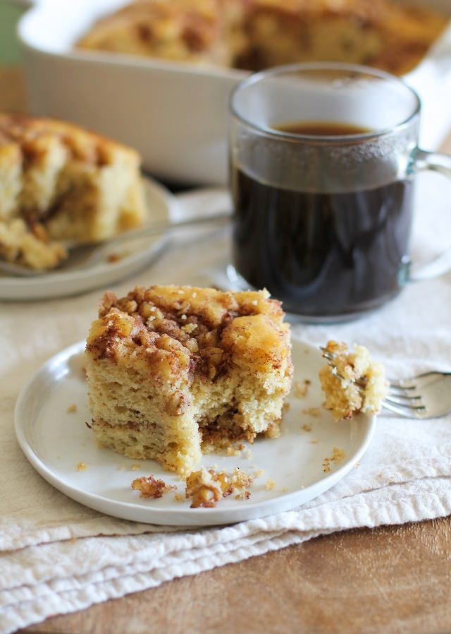 Paleo Coffee Cake  15 Paleo Desserts to Make this Christmas – Danielle Moss