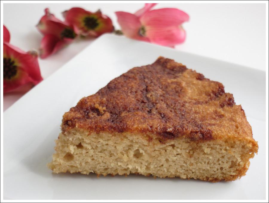 Paleo Coffee Cake  Paleo Cinnamon Coffee Cake