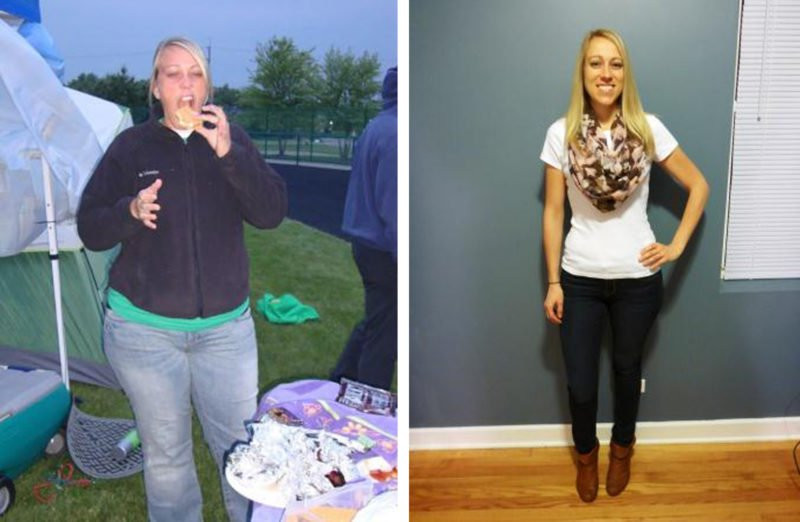 Paleo Diet Before And After  Personally Paleo's 85 Pound Weight Loss Primal Palate