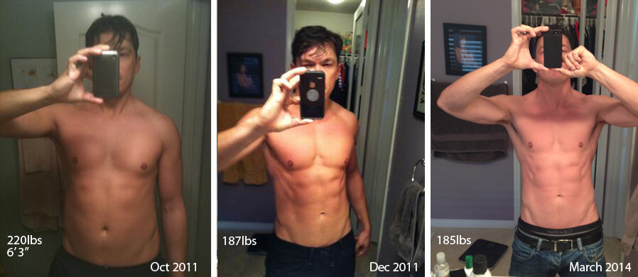 Paleo Diet Before And After  Paleo Inc Heath Squier's Discovery The Paleo
