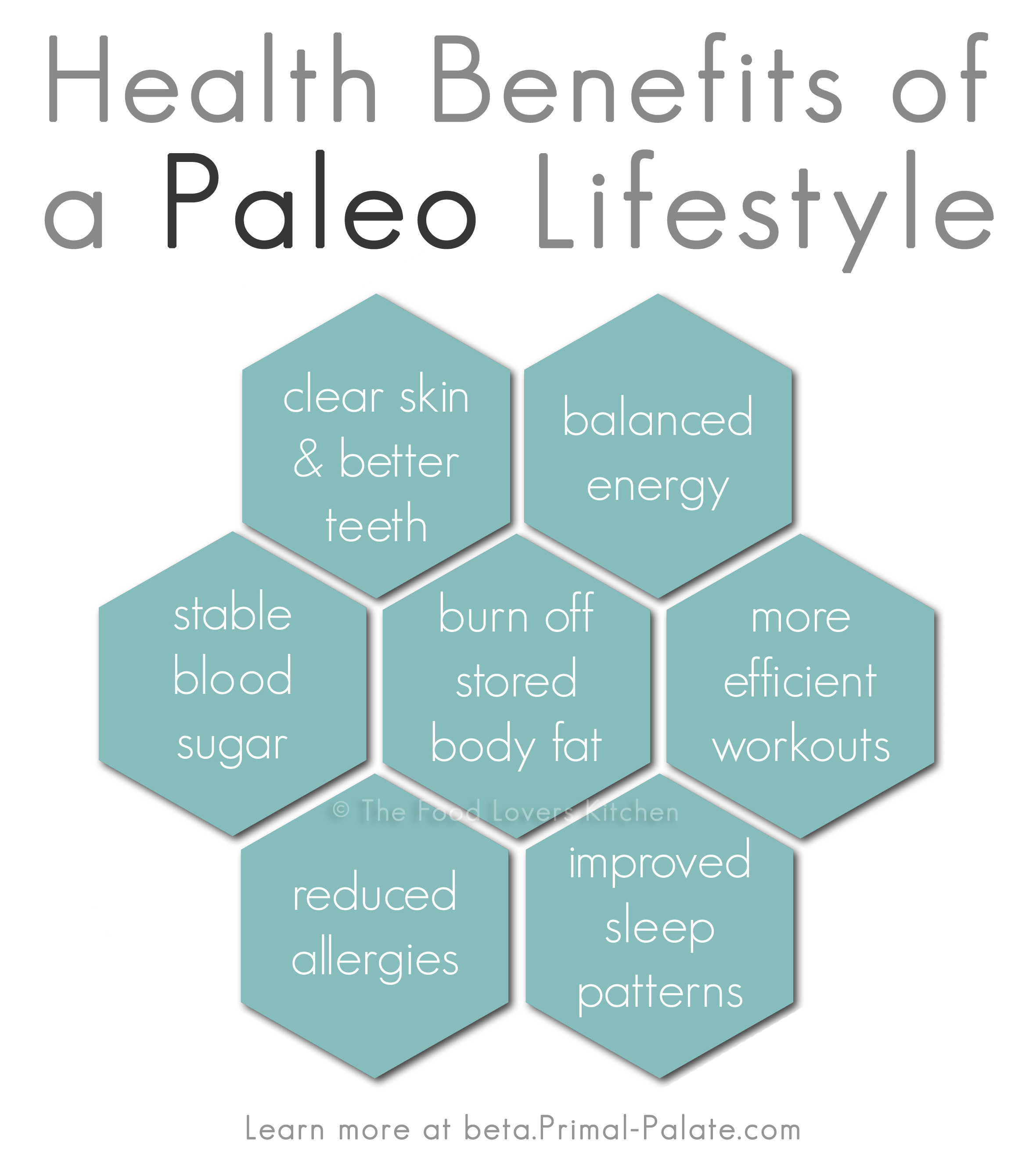 Paleo Diet Benefits  What is the Paleo Diet Primal Palate