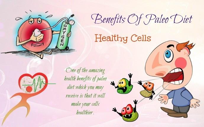 Paleo Diet Benefits  Top 8 Health And Nutritional Benefits Paleo Diet
