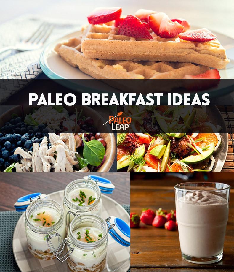 Paleo Diet Breakfast Recipes  Paleo Breakfast Recipe Ideas